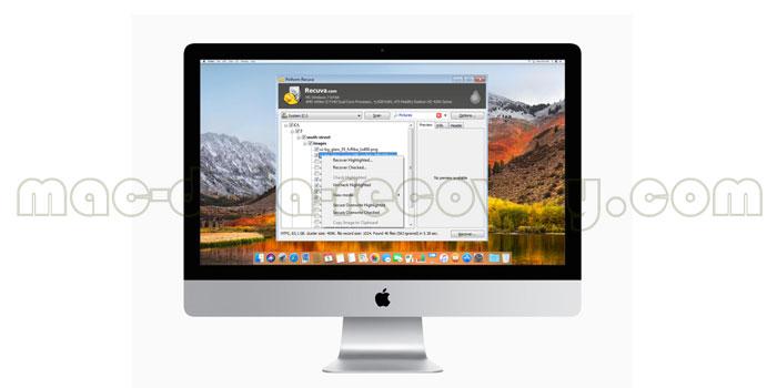 Recuva untuk Mac Freeware Versi Lengkap Unduh Gratis Online di Mac